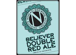 BELIEVER DOUBLE RED ALE